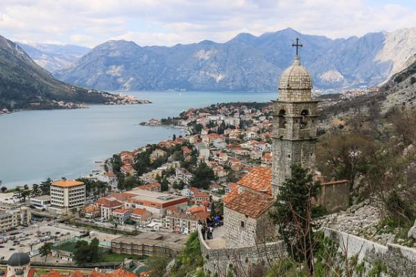Kotor es una de las ciudades más turísticas de Montenegro