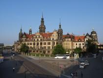 El Palacio de Dresde, una de las joyas de la capital sajona