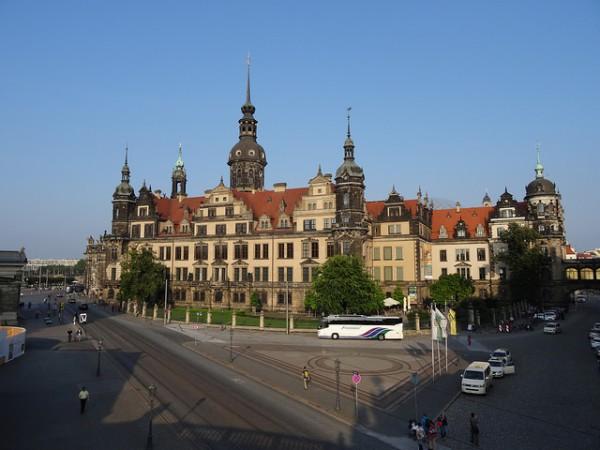 El Palacio de Dresde es uno de los museos más visitados de Alemania