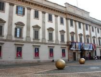 El Palacio Real de Milán