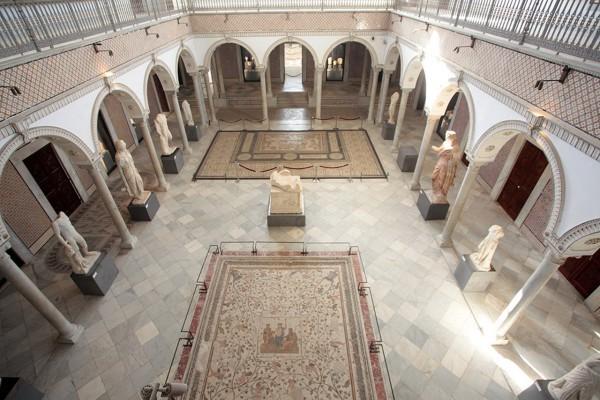 Túnez_Museo del Bardo