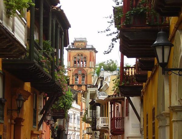 Cartagena de Indias buscará recuperar el centro histórico