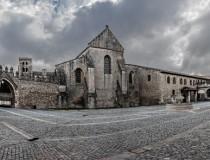 El Monasterio de Las Huelgas y sus impactantes vidrieras