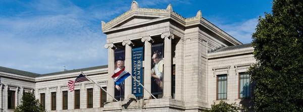Museo de Bellas Artes en Boston