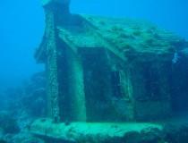 Nuevo museo bajo el agua en Europa