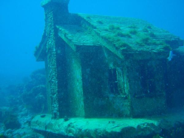 Un interesante museo bajo agua