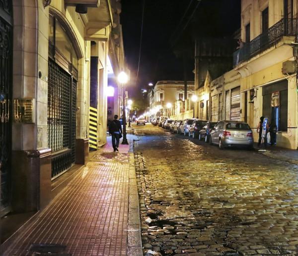 El bonito barrio de San Telmo