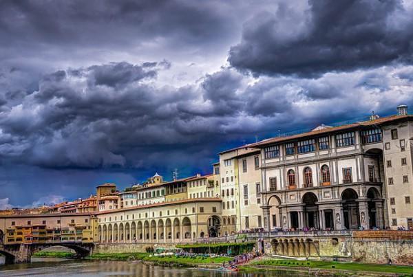 Algunos alojamientos destacados en Florencia para parejas