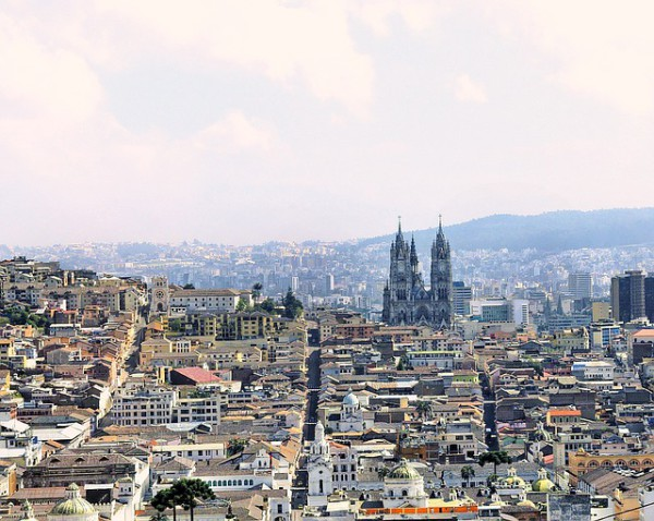 Ecuador se promociona en la ITB Berlín 2017