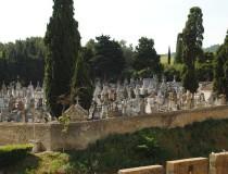 El Cementerio de Carcassonne, un lugar para visitar en el Sur de Francia