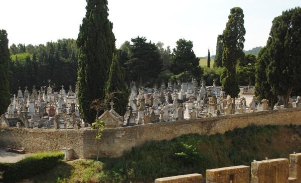 Cementerio carcassonne