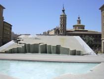 La Plaza del Pilar de Zaragoza, el Salón de la Ciudad