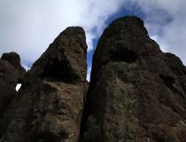 Hanging Rock, un curioso lugar en Australia