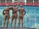 El Estadio de Old Trafford, en Manchester