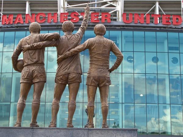 Old Trafford es uno de los estadios más famosos del mundo