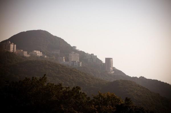 The Peak es el lugar más visitado de Hong Kong