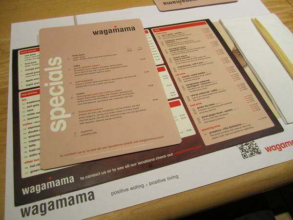 Wagamama abrirá su primer restaurante en Madrid