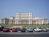 El Parlamento de Rumanía, el edificio gubernamental más grande de Europa
