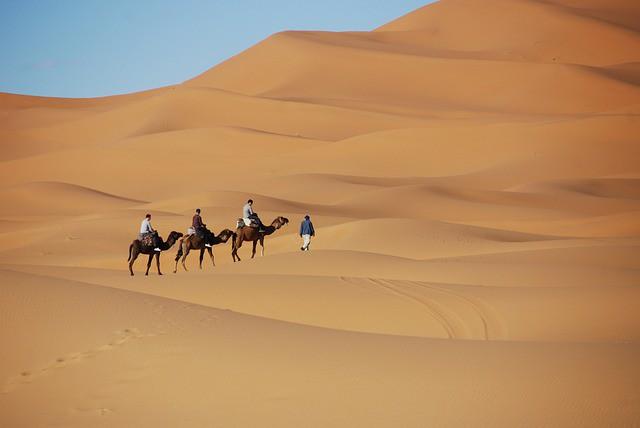 Marruecos confirma su crecimiento en turismo