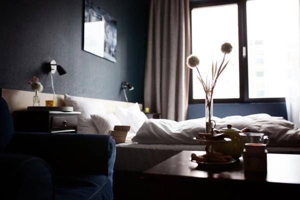 Dormir en una habitación es posible, solo se necesita tiempo