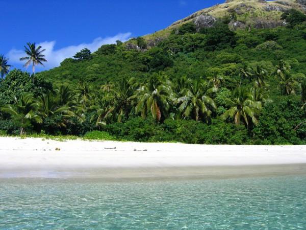 Viaje de lujo por Isla Tortuga en Fiji