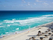 México recibe más turistas de Norteamérica en 2017