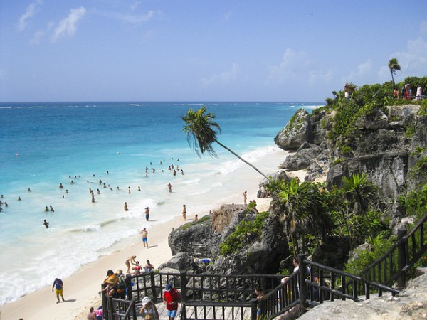 El turismo internacional sigue creciendo en México