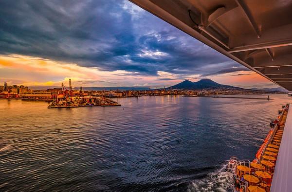 Italia dejará de crecer en turismo de cruceros