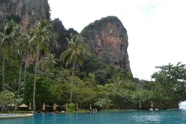 Los destinos de Tailandia preferidos por los viajeros internacionales