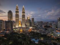 Aumentan los viajeros que llegan a Malasia