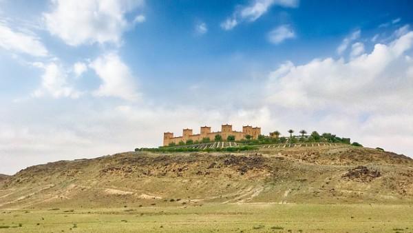 Alojamientos de lujo de Accorhotels en África