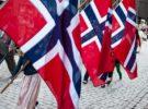 Noruega celebra su fiesta nacional el 17 de mayo