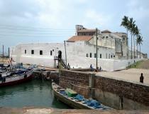 Cape Coast y Elmina, los primeros asentamientos de Europa en el África negra