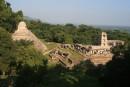 Palenque, en México, Patrimonio de la Humanidad