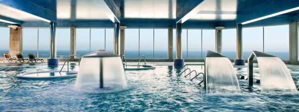 Hotel Talaso Atlántico, un recorrido de talasoterapia frente a las Islas Cíes