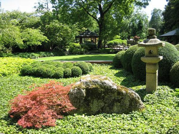 El Jardín Botánico de Augsburgo