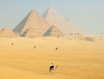 El gobierno de Egipto ofrece mayor seguridad en las zonas turísticas