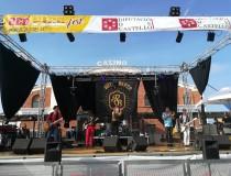 Castellón acoge el Red Pier Fest, un nuevo evento en el Moll de Costa del puerto