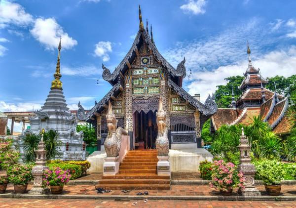Más turistas se interesan por conocer Tailandia