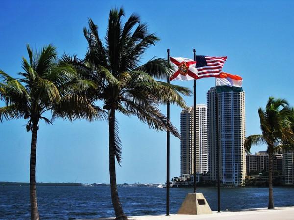 Florida registró una cifra récord de visitantes en el primer trimestre de 2017