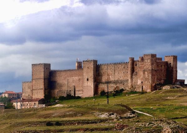 El Castillo es uno de los emblemas de Sigüenza