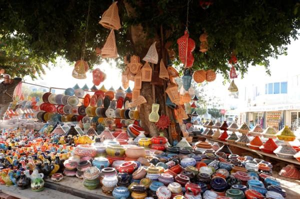 Cerámica_Medina Houmt Souk_Djerba