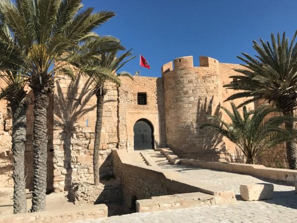 Fuerte Ghazi Mustapha