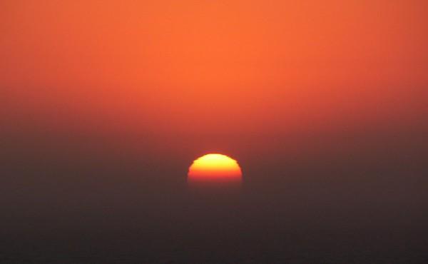 Las puestas de sol en el Cabo San Vicente son de las más famsoas de Europa