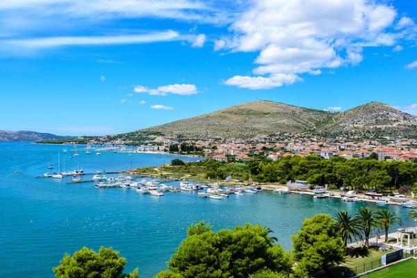 Trogir es una ciudad de Croacia que merece la pena conocer