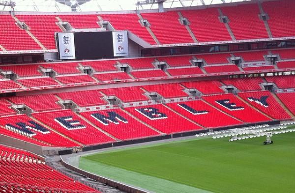 Wembley es uno de los estadios más famosos del mundo