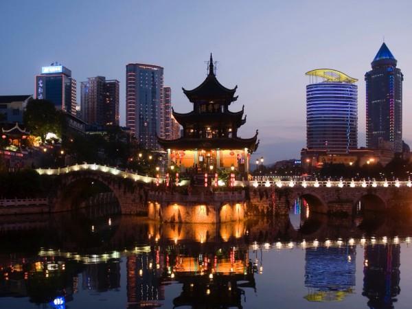 El nuevo hotel de la cadena Anantara en China