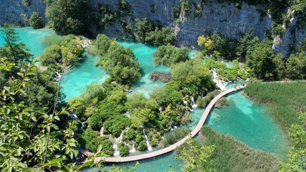 Un sitio interesante en Croacia