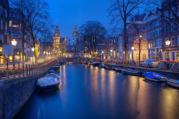 Sigue incrementándose el turismo en Ámsterdam