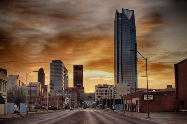 El nuevo hotel Hilton en Oklahoma